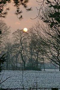 Wanderurlaub Winter